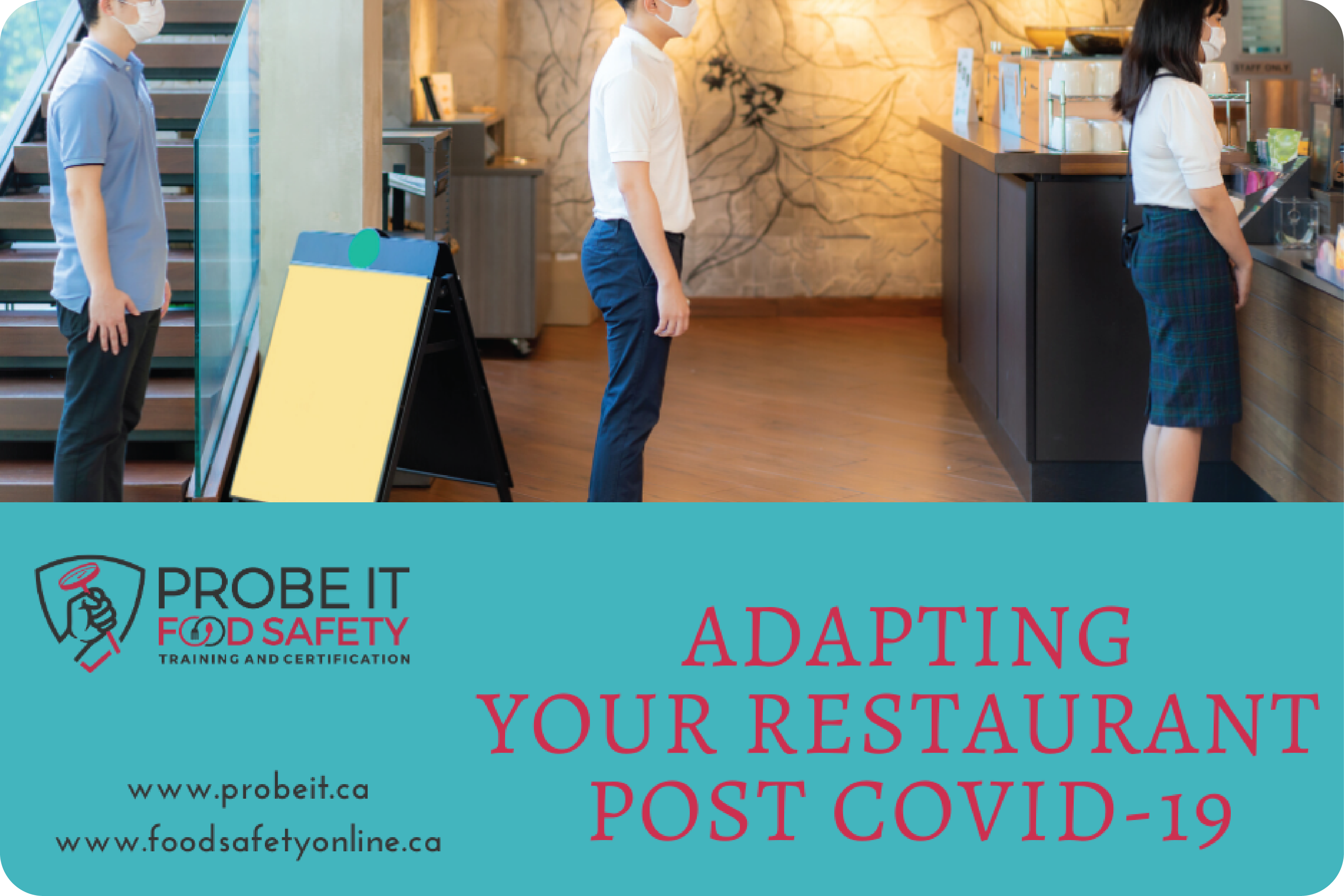 Adapting Your Restaurant Post COVID-19