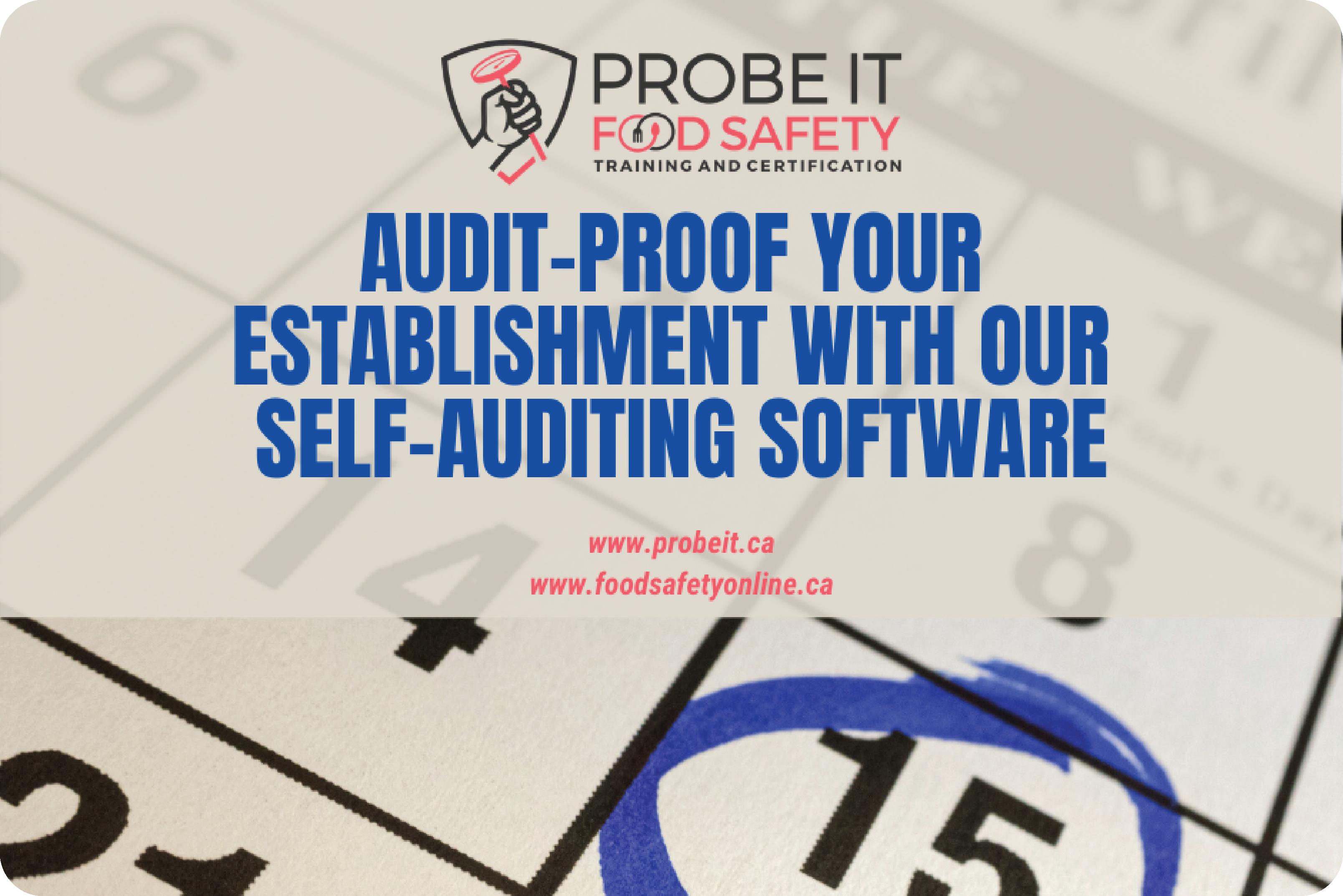 Audit Proof Your Establishment