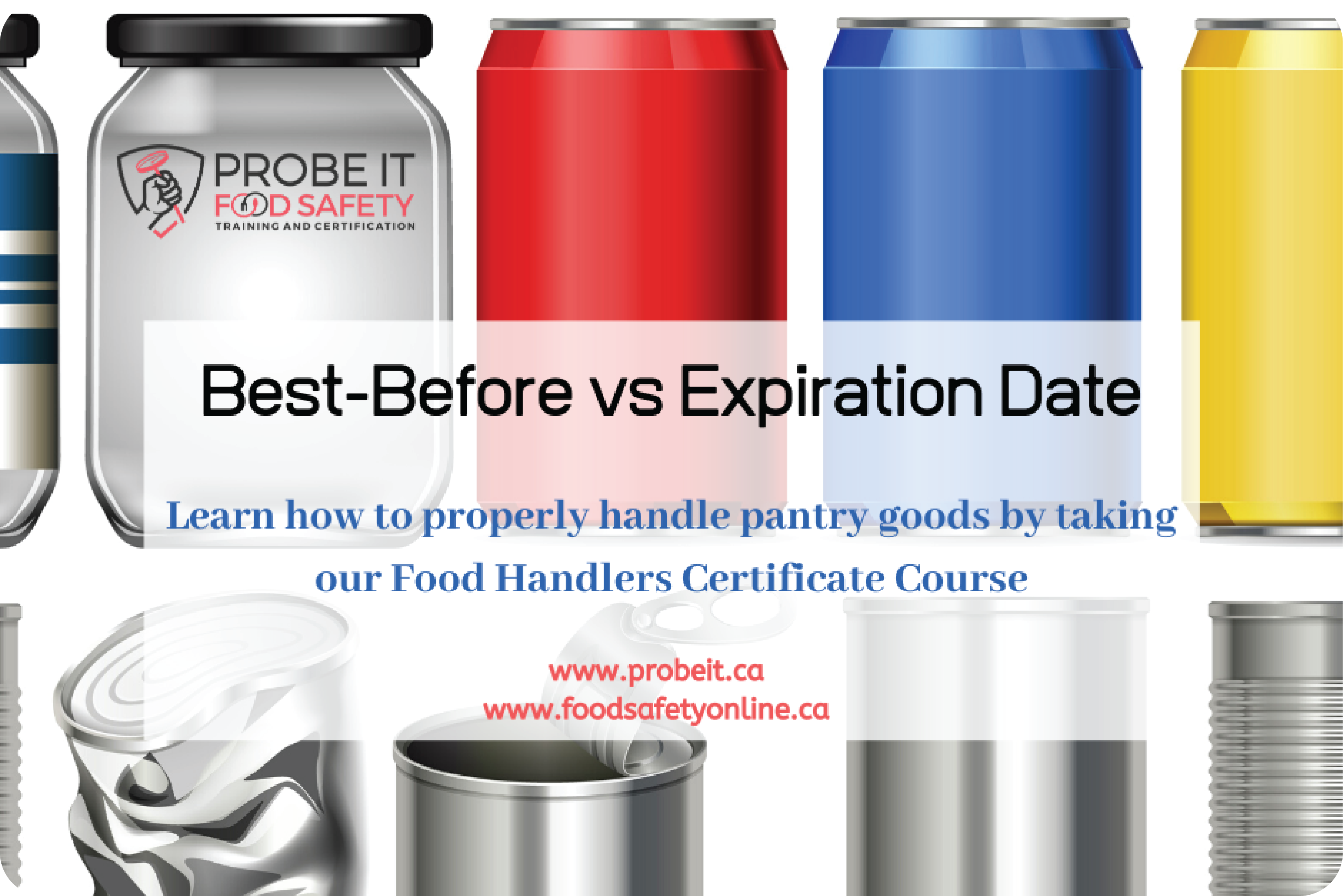Best Before vs. Expiration Date