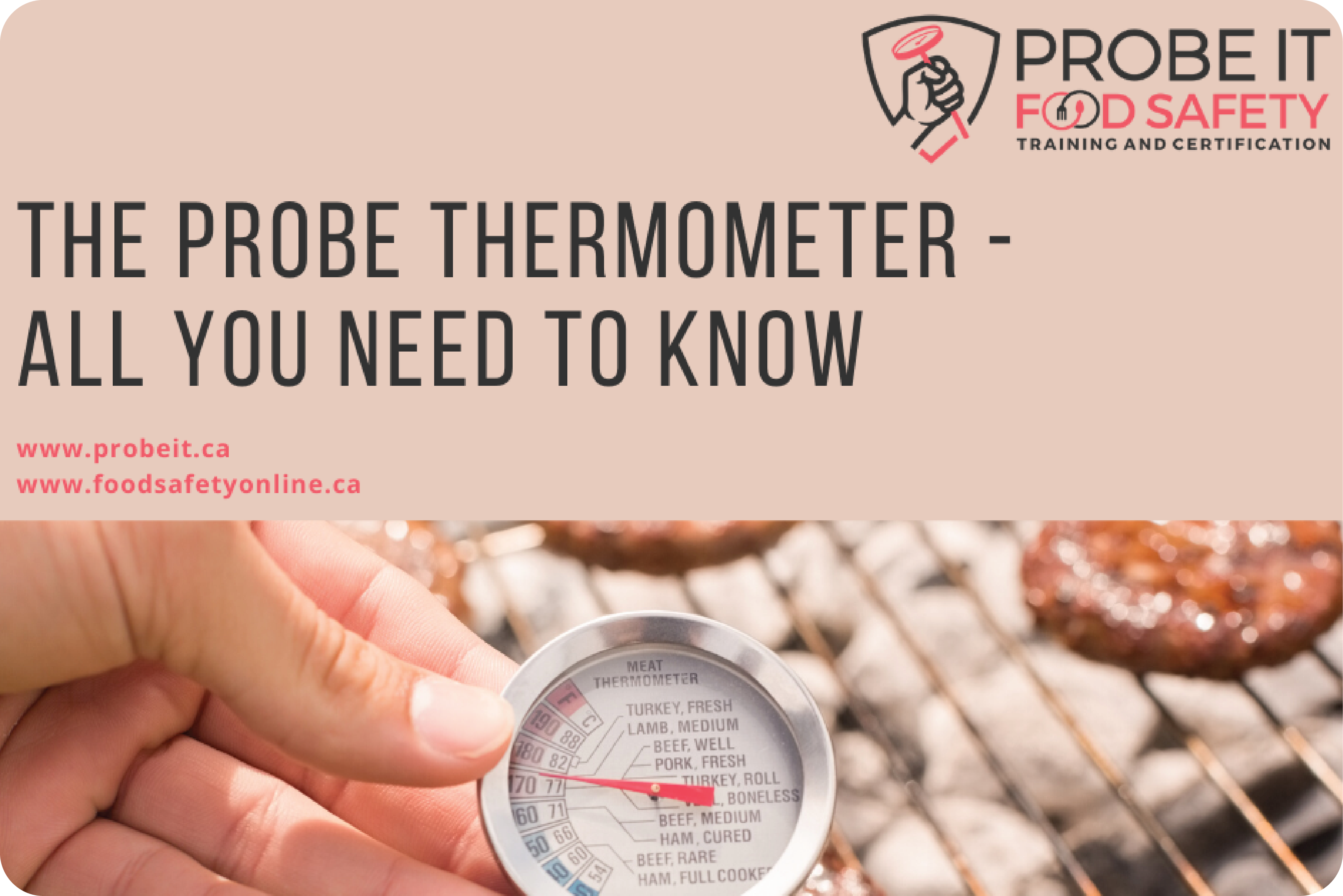 The Probe Thermometer – All You Need to Know