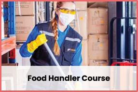 food-handler